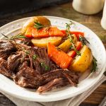 Ontario corn fed beef pot roast
