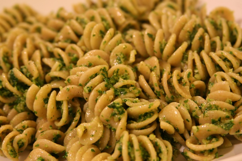 Whole wheat rotini