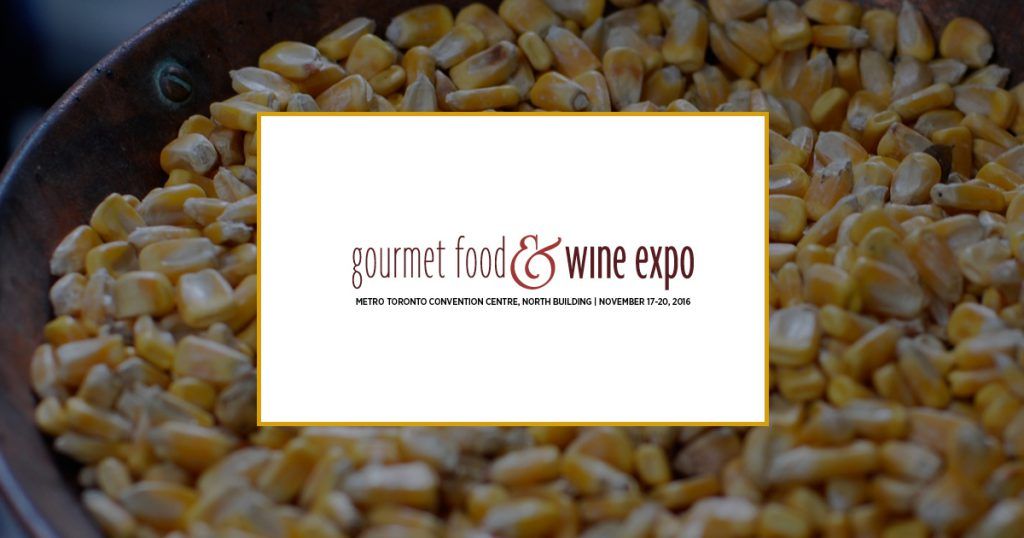 Gourmet Food & Wine Expo 2016