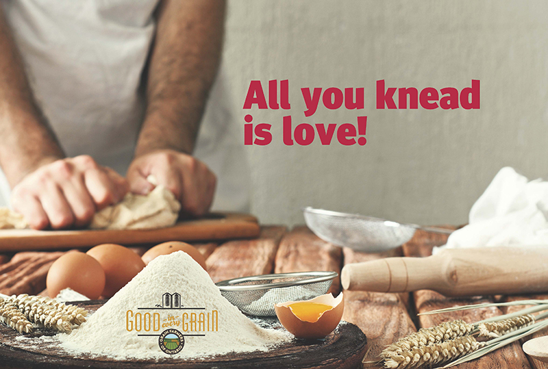 All you knead is love! Valentine