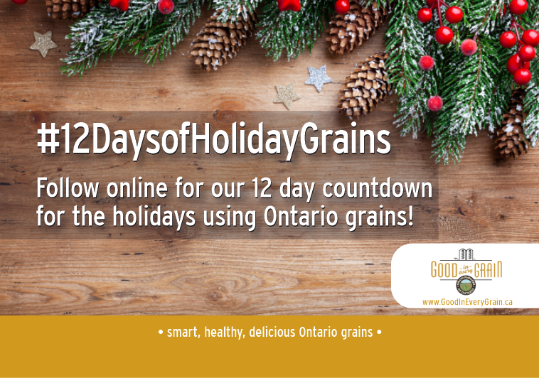 Holiday Grains Introduction