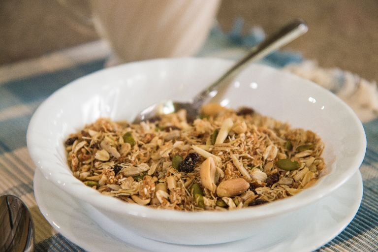 Whole Grain Granola